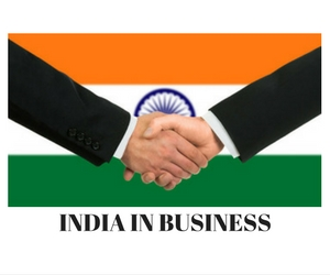 INDIA IN BUSINESS