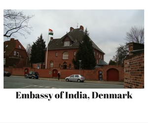 EMBASSY OF INDIA – COPENHAGEN, DENMARK