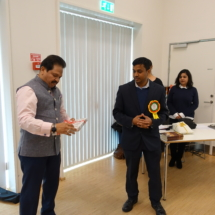 Indian Assocation of Denmark (IAD) 2