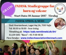 Indian Language Classes - Indian Association of Denmark (IAD)_1